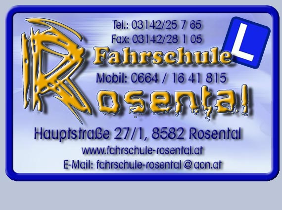 Fahrschule Rosental